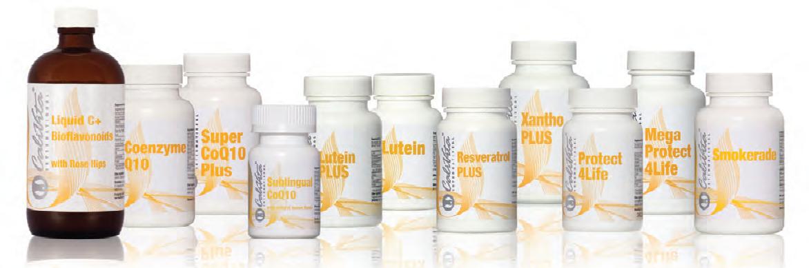 calivita antioxidanti