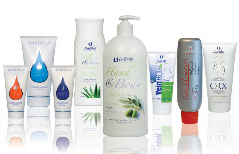 calivita produse cosmetice